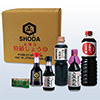 "Shoda ""Double Fermented\"" Naturally Brewed Soy Sauce"